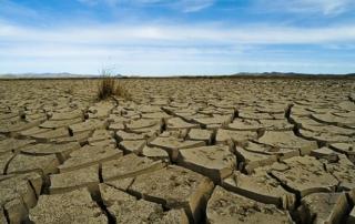 climate change desert