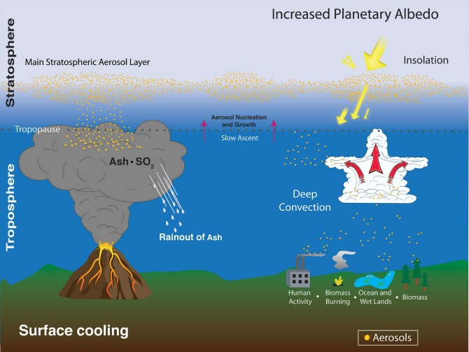 the effects of the chemicals oxygenated volatile organic compounds on climate and temperature As discussed below in atmospheric implications, when total particle volume as  measured  doc was determined on a high-temperature combustion shimadzu  toc-vcpn total  climate change 2013: the physical science basis   oxygenated volatile organic chemicals in the oceans: inferences and.