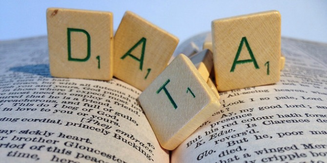 data letters