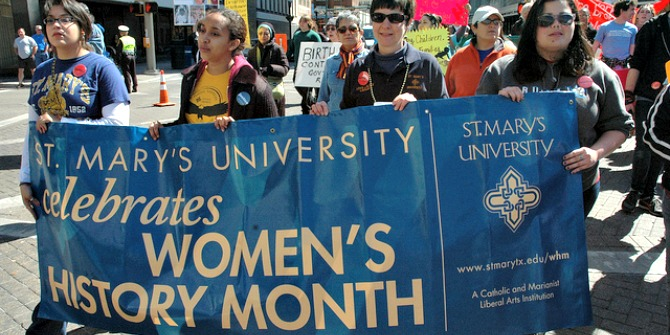 Book Review: Feminism, Gender, and Universities: Politics, Passion and Pedagogies by Miriam E. David