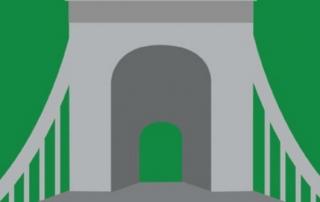 green oa bridge