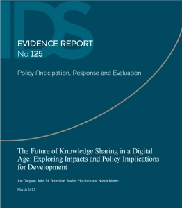 future of knowledge sharing