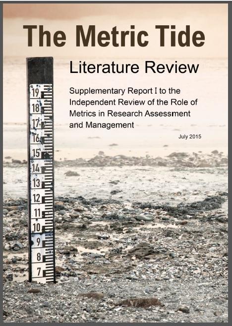metric tide lit review