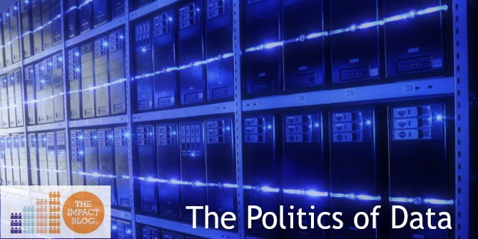 Politics of Data series