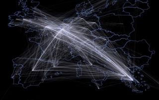 Twittersphere-in-Europe