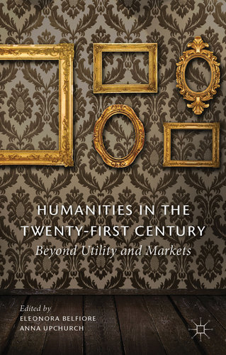 humanities book cover