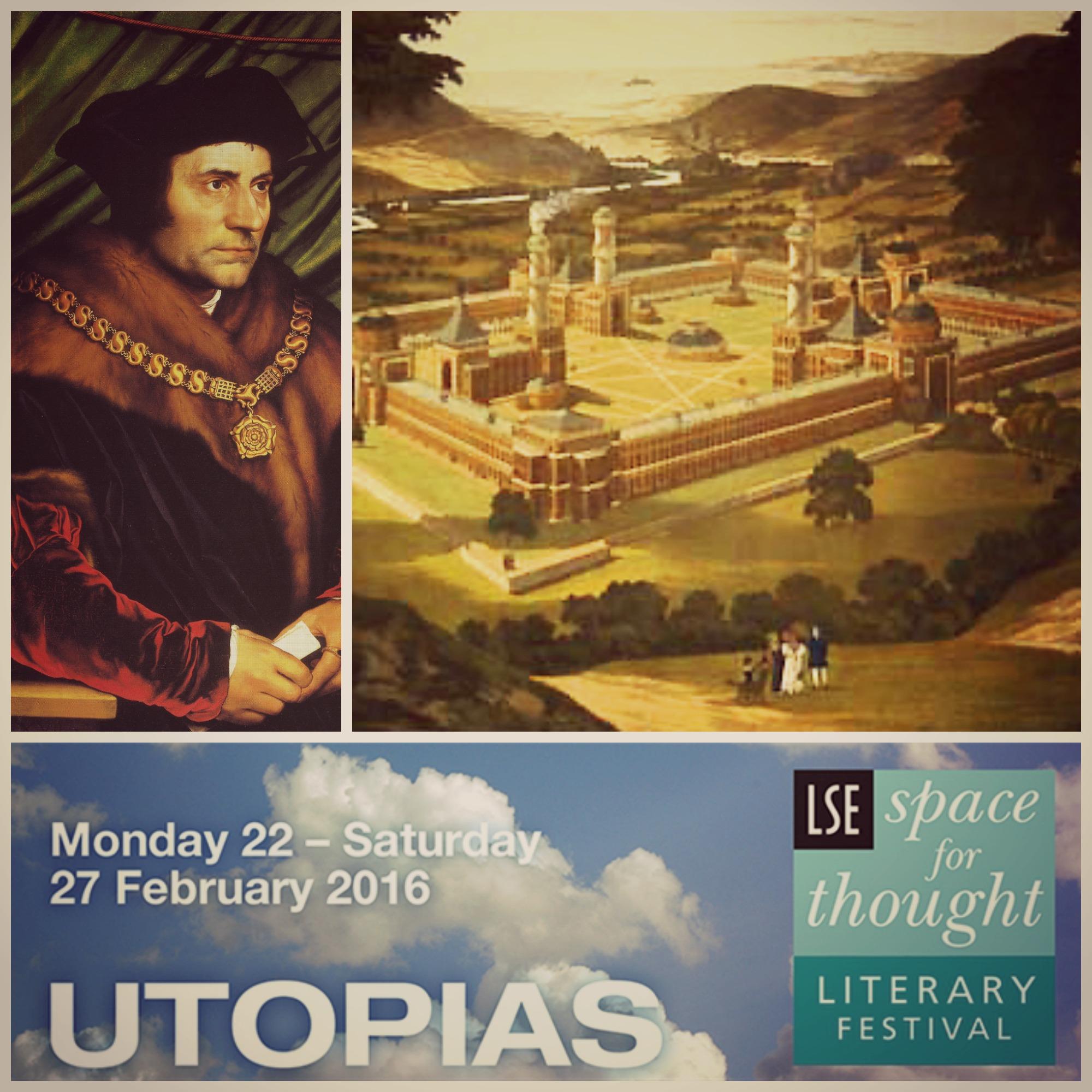 utopias collage