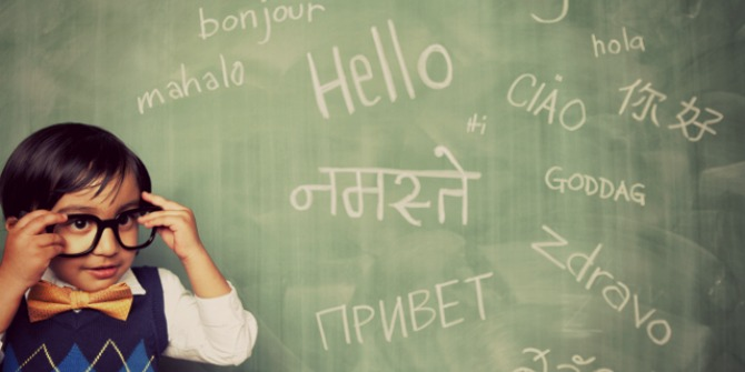 With language studies in decline, we need a relevant and