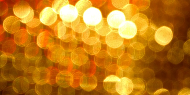 gold light