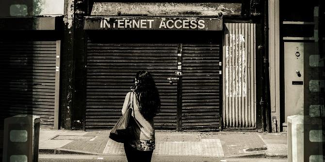 internet impact on society-essay