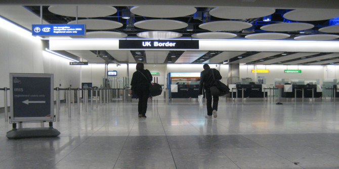 Conference travel as a barrier to knowledge development