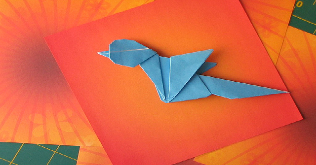 twitter-origami