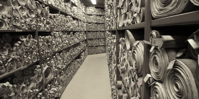 Book Review: The Silence of the Archive by David Thomas, Simon Fowler and Valerie Johnson