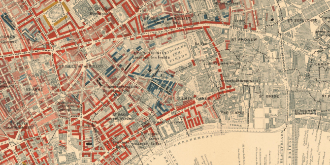 Rebooting digital collections: putting the user at the heart of Charles Booth's London