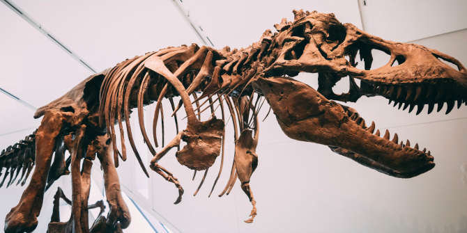 """What a fossil revolution reveals about the history of """"big data"""""""