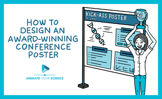 how to design an award winning conference poster impact of social