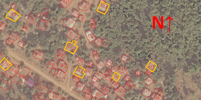 How eyes in the sky can cut survey costs and enable researchers to identify key but hard-to-reach populations