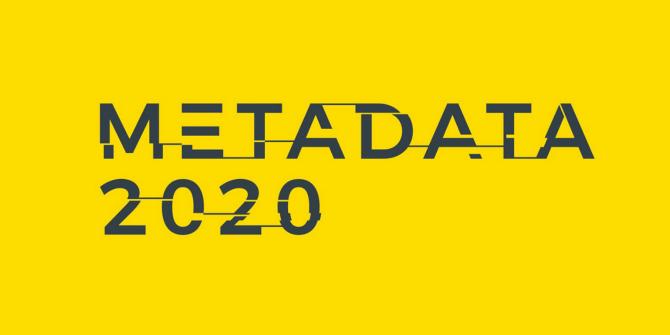 Metadata 2020: a community collaboration to advance metadata for scholarly communications