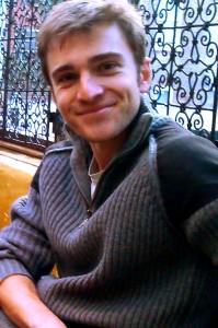 Chris Martin, MSc International Development and Humanitarian Emergencies student, 2011-12
