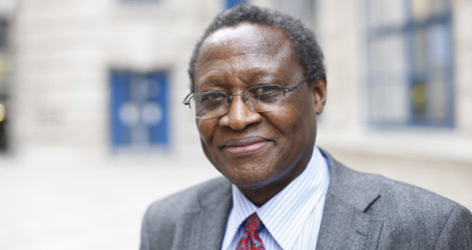 Professor Thandika Mkandawire appointed as new Chair in African Development at LSE