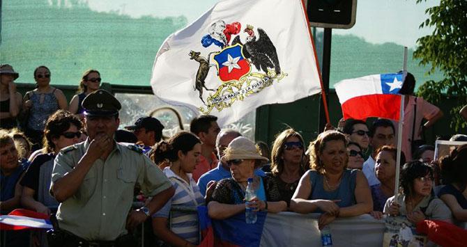 Tasha Fairfield talks about neoliberalism in Chile