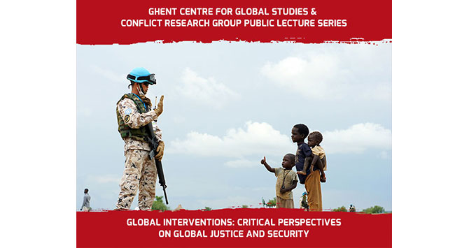 Mary Kaldor: Second Generation Human Security: Reflections on Globalisation and Intervention