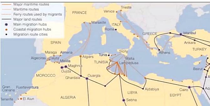 Migration BBC Graphic