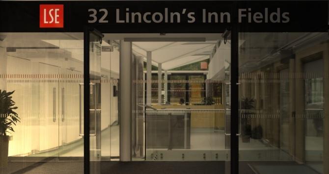 32 Lincolns Inn Fields, LSE