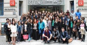 MSc Development Studies Class of 2014-15