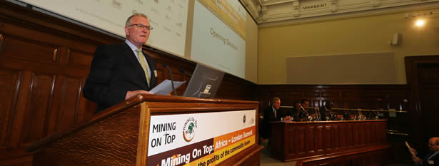Mining On Top Africa Plenary (Image Credit: Mining on Top)