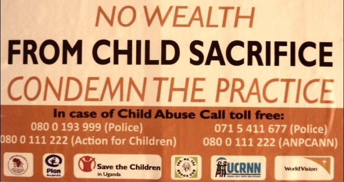 No Wealth From Child Sacrifice (Credit: BBC)