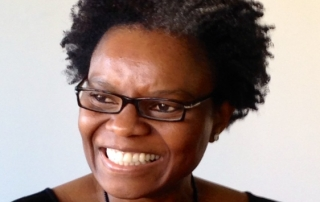 Professor Alcinda Honwana, Visiting Professor of International Development, Open University (Photo Credit: audioBoom)