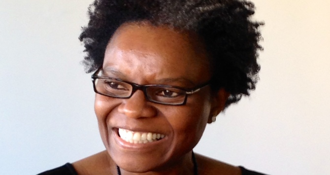 Professor Alcinda Honwana, Visiting Professor of International Development, Open University (Photo Credit: audioBoom)
