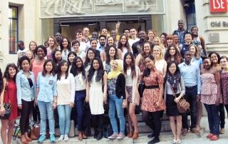 MSc Development Management Class of 2014-15