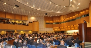 Delegates at the opening of the Third International Conference on Financing for Development, in Addis Ababa. Photo: ECA