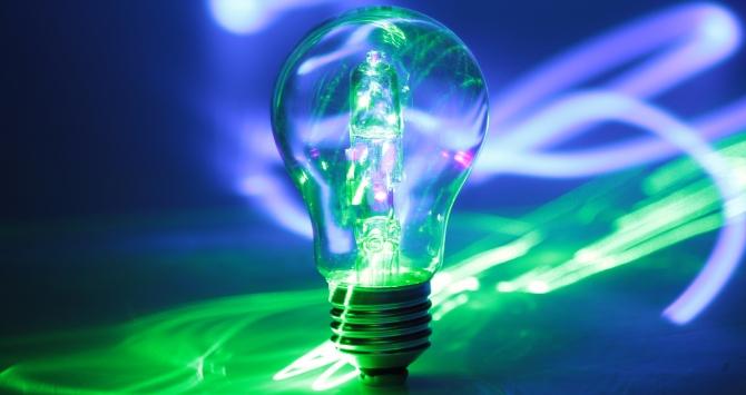 Laser Lightbulb #8, by Veronica Aguilar, via Flickr: https://www.flickr.com/photos/lynsey_wells83/9351496832/