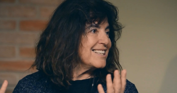 Professor Mary Kaldor (Subterranean Politics Capture 1)
