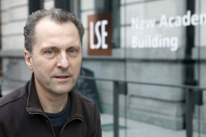 Tim Allen, Professor of Development Anthropology in the International Development at the London School of Economics