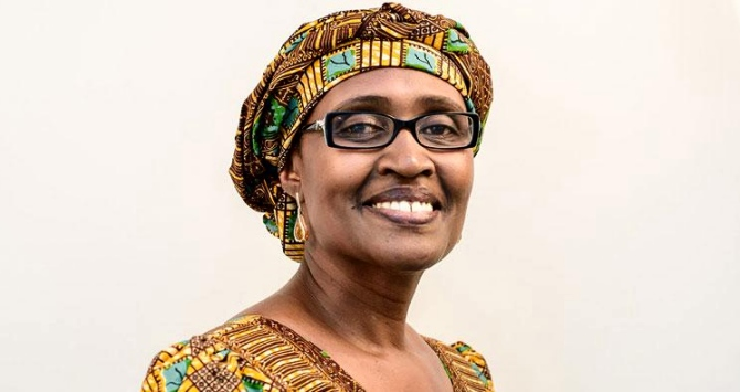 Winnie Byanyima, Oxfam International (Photo Credit: Oxfam)