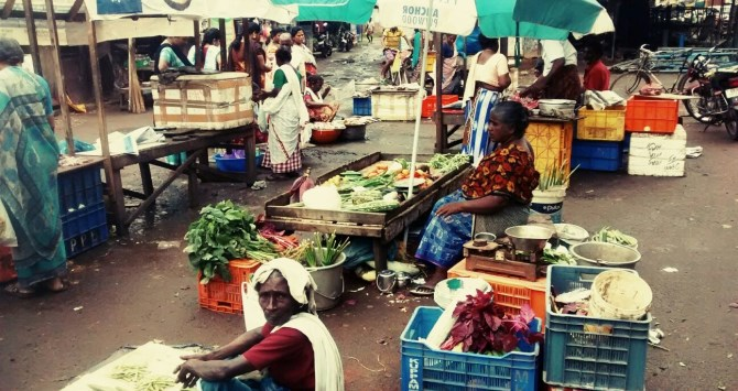 Poverty in Kerala. Photo credit: Silvia Masiero