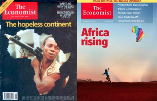 The Economist Africa