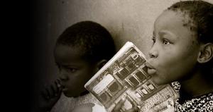 African Children - Photo by Dr Sandra Sequeira
