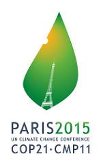 Paris 2015 UN Climate Change Conference Logo