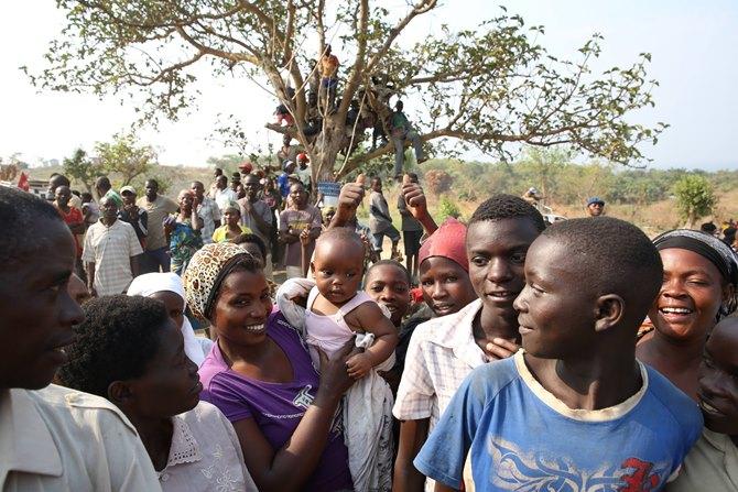Burundian Refugees via MONUSCO Photos on Flickr License CC BY-SA 2.0