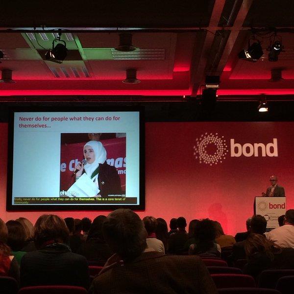 Presentation Bond Conference 2016