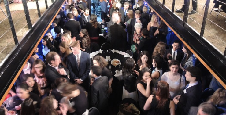 LSE DESTIN Society Annual Industry Dinner 2016