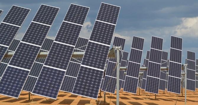 Solar Panels (image courtesy of James Moran via Flickr CC BY-NC 2.0)