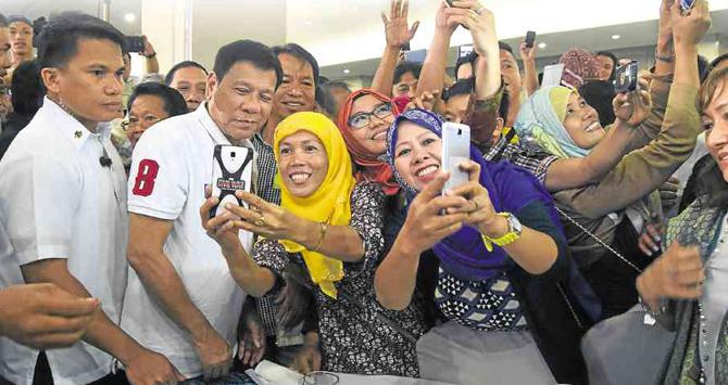 Can Duterte 'populism' bring lasting peace, development?