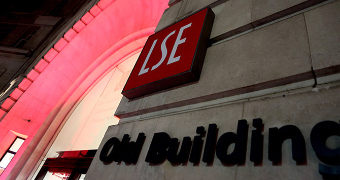 Welcome to the LSE. I don't care what you think.