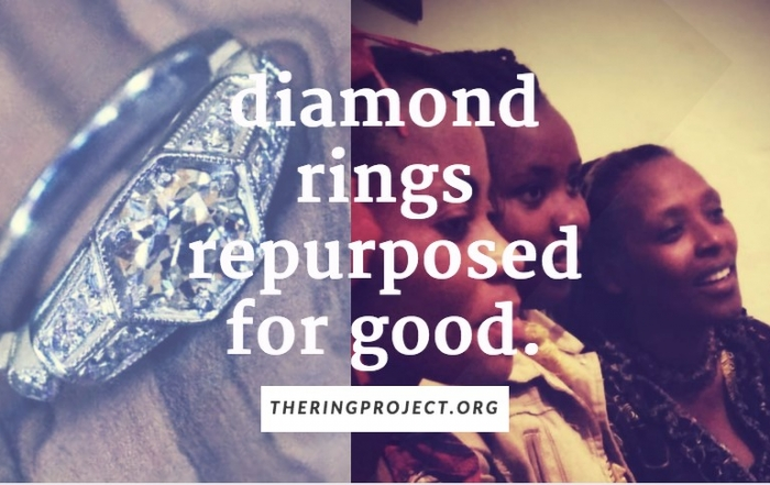 Life after LSE: Diamond rings re-purposed for good
